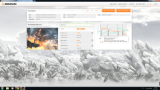 3DMark - Fire Strike Extreme screenshot