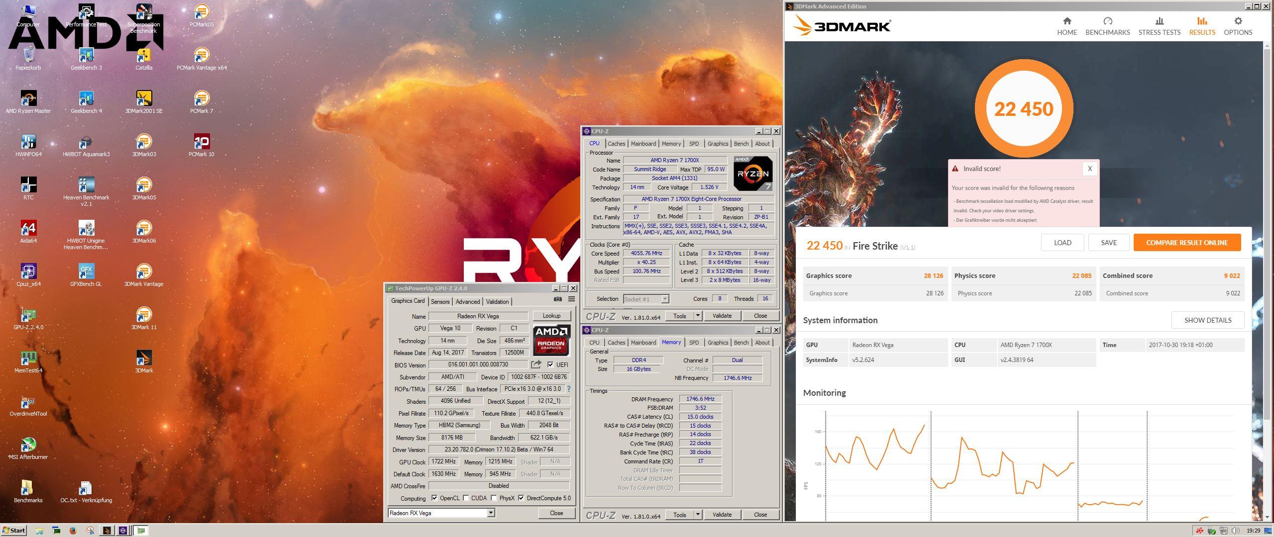 RX Vega Owners Thread, Tests, Mods, BIOS & Tweaks !   Page