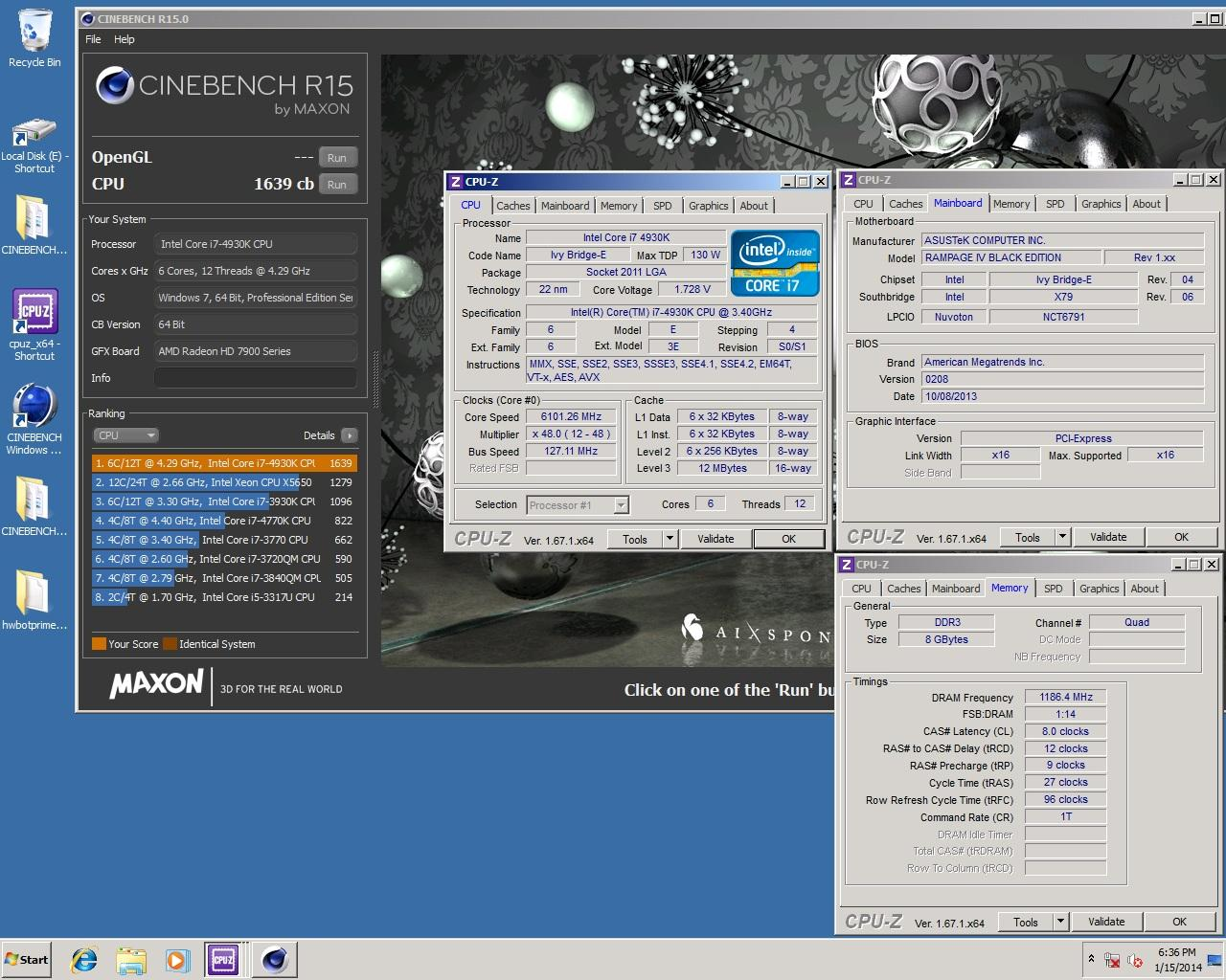NABE From Japan Sets New Record for 6xCPU in Cinebench R15