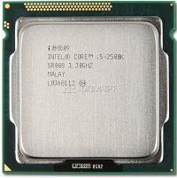 Intel Core i5 2500K @ HWBOT