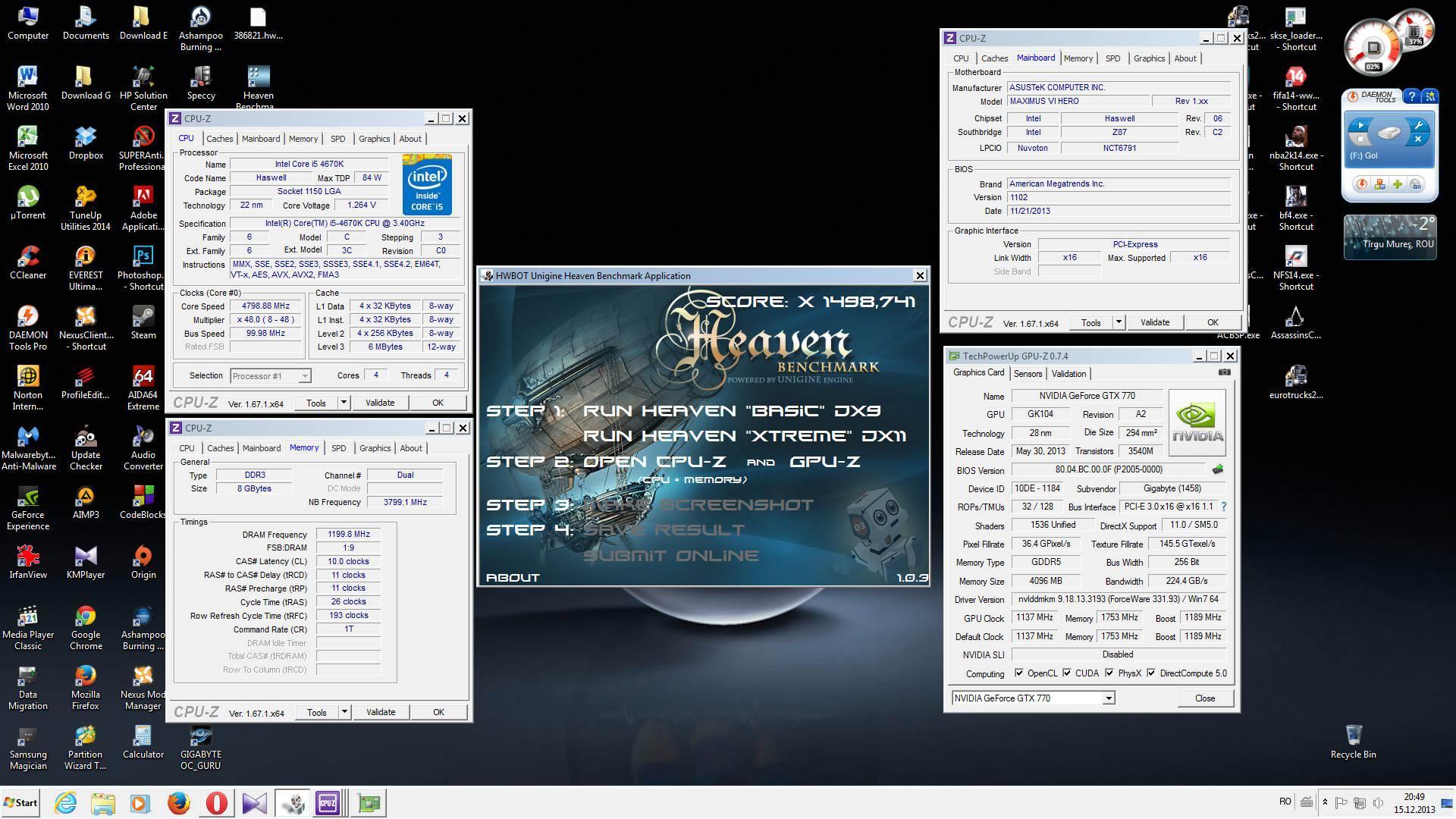 GTX 770 Voltage issue! - GeForce Forums