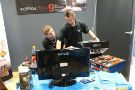 live at GIGABYTE EOC 2014