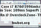 SuperPi - 32M screenshot